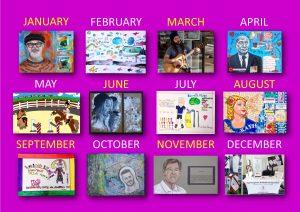 GPAI Calendar 2020