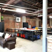 The Basement Studio Takes Shape