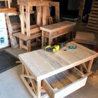 GPAI Pallet Furniture