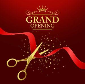 Grand Opening - Basement Studio