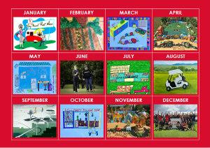 GPAI Calendar 2022